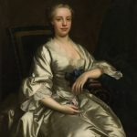 Portrait of Jacobite heroine Flora MacDonald for auction at Bonhams