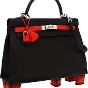 Hermes Kelly Bag Brings World Record At Heritage Auctions
