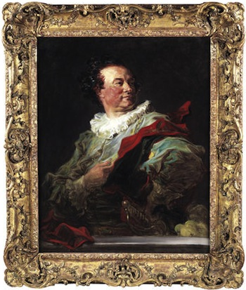 JEAN HONORÉ FRAGONARD (French, 1732-1806) Portrait of François-Henri, 5th duc d'Harcourt, half-length and looking over his shoulder to his left Sold for £17,106,500 inc. premium