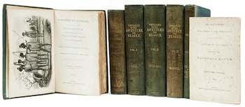 Books From The Voyage That Inspired Darwin's Theory Of Evolution Sell For £14,880 at Dreweatts & Bloomsbury