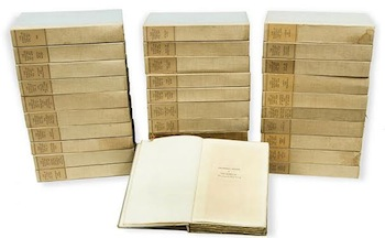 A signed Bombay Edition set of the complete works of Rudyard Kipling