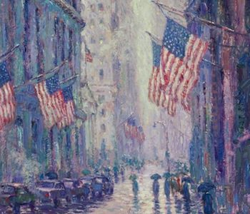 ORIGINAL OIL PAINTINGS BY HENRI LE SIDANER, FREDERICK CARL FRIESEKE, AND LEROY NEIMAN WILL HIGHLIGHT SHANNON'S FINE ART SALE ON MAY 1st