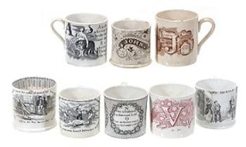 Nursery Teacups