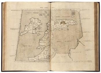Claudius Ptolemaeus' Cosmographia