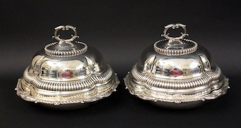 IN AN AUCTION ALREADY PACKED WITH 1,000+ LOTS OF FINE ESTATE ITEMS, AHLERS & OGLETEREE ADDS ADDITIONAL IMPORTANT PAINTINGS, PORCELAIN AND SILVER