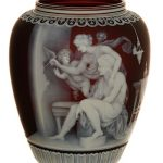 MUSEUM-QUALITY THOMAS WEBB & SONS ENGLISH CAMEO ART GLASS VASE BRINGS $260,000 AT THE SALE OF PART 2 OF THE RIEGER COLLECTION, MAY 29