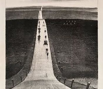 Haunting Nevinson works headline two sales at Dreweatts & Bloomsbury Auctions this summer