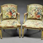 Chippendale Chairs Sell For £52,800 At Roseberys London