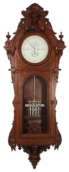 E. Howard clock