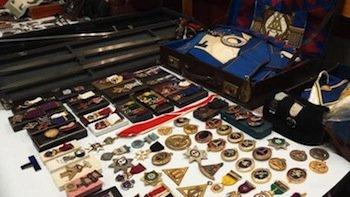 Masonic Memorabilia Masons Memorabilia