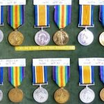 North Staffs Regiment Medals in High Demand