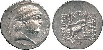 Sell-out Day for Sellwood Collection of Parthian Coins