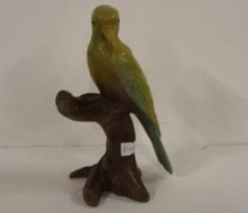 Rare 1930s Wade Green Woodpecker by Faust Lang at Unique Auctions