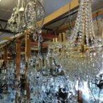 Antique Chandeliers & Vintage Lighting at Unique Auctions