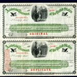 U.S. AND WORLDWIDE BANKNOTES, COINS, MEDALS, SCRIPOPHILY, SECURITY PRINTING EPHEMERA WILL BE SOLD AT PUBLIC AUCTION OCT. 25th AND NOV. 4th