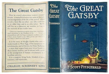 The Rare 'Cugat' Gatsby Cover