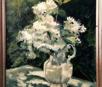 ORIGINAL ARTWORKS BY THE LATE REGIONAL PAINTER LUCY  MUSTIN PETERS, PLUS ITEMS FROM HER AND OTHER ESTATES WILL BE SOLD SATURDAY, NOV. 15