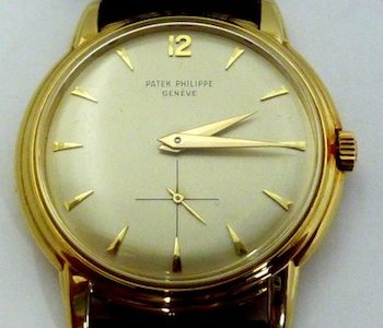 Haul of Vintage Watches total £9,200 at Richard Winterton Auction