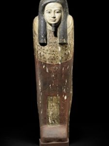 Regal Sarcophagus will Hold Court in Ancient Resource's March 8 Fine Ancient Artifacts Auction