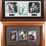ELVIS PRESLEY AND TY COBB MAKE APPEARANCES AT AHLERS & OGLETREE'S FEB. 8th AUCTION – THE FIRM'S FIRST FEATURING POP CULTURE COLLECTIBLES