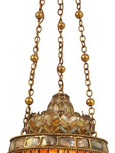 TIFFANY STUDIOS LIGHTING, ART GLASS, BRONZES AND JEWELRY PROPEL FONTAINE'S FEB. 28th AUCTION TO OVER $1 MILLION