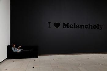 Jeremy Deller Installation: I ? Melancholy