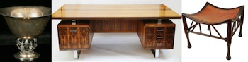 Stunning Furniture with Silver highlights Chiswick Auction