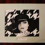 ORIGINAL OIL ON CANVAS RENDERING BY ANDY WARHOL OF FRENCH FASHION DESIGNER COCO CHANEL HITS $247,000
