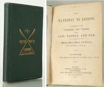 Canal and River Books at Chiswick Auctions