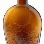 A CALIFORNIA CLUBHOUSE WESTERN WHISKEY FIFTH AND A DR. R. PARKER WESTERN MEDICINE BOTTLE REALIZE IDENTICAL SELLING PRICES OF $23,100