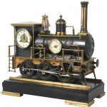 E. HOWARD No. 43 ASTRONOMICAL REGULATOR CLOCK AUCTIONS FOR $254,100 AT FONTAINE'S