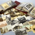 Large collection of Lichfield postcards set to go under the auction hammer!