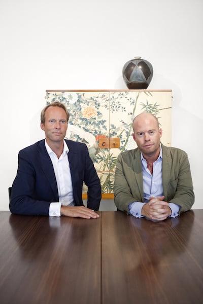 Barnebys founders