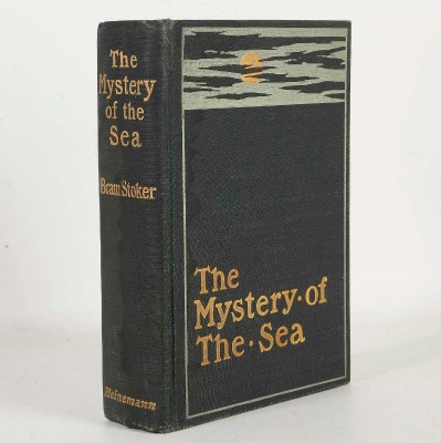 Lot 70  – STOKER, Bram. The Mystery of the Sea.