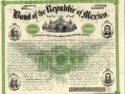 HISTORIC U.S. AND WORLDWIDE BANKNOTES, COINS, SCRIPOPHILY, UNITED STATES LIBERTY LOANS AND FEDERAL BONDS, ARTWORK AND HISTORIC ARTIFACTS WERE SOLD ON SATURDAY, OCT. 24, IN NEW YORK CITY, AND ON THURSDAY, OCT. 29, IN FORT LEE, N.J. BY ARCHIVES INTERNATIONAL AUCTIONS