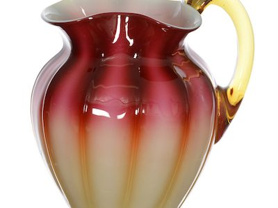LIFETIME ART GLASS AND ANTIQUE COLLECTION OF SUE FRICK OF MISSOURI, PLUS FOUR OTER COLLECTIONS, WILL BE SOLD BY WOODY AUCTION ON APRIL 9th