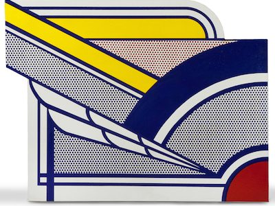 WORKS BY LICHTENSTEIN AND CALDER, PLUS TIFFANY LAMPS, ALL PERFORM WELL AT COTTONE AUCTIONS 30th ANNIVERSARY AUCTION
