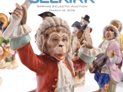 Collectors Ready to Spring into Action at Selkirk's March 12 Auction