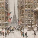 PAINTINGS BY GUY CARLETON WIGGINS, THOMAS COLE, LUIS REMY MIGNOT AND CHARLES WEBSTER HAWTHORNE WILL LEAD SHANNON'S APRIL 28 SALE