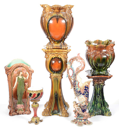 The diversified offerings will make this sale one of the can't-miss auction events of 2016, especially for lovers of art glass.