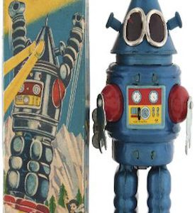 Hake's July 12-14 Pop Culture Auction reads the Market with Robots, Comics, Political Rarities