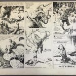 ORIGINAL 1930s-ERA SUNDAY PAGE COMIC ART FOR FLASH GORDON, POPEYE AND KRAZY KAT WILL BE PART OF PHILIP WEISS AUCTIONS' SEPT. 8th AUCTION