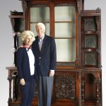 A 'Tour de Force' Cincinnati Art Carved Cabinet Becomes a Family Affair