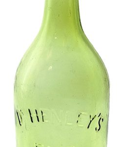 TWO MAJOR BOTTLE COLLECTIONS, FEATURING WESTERN BITTERS, MEDICINES, SAN FRANCISCO BOTTLES, WHISKEYS, SODAS AND MORE, WILL BE SOLD IN A 2-PART AUCTION – FEB. 10-18 AND MARCH 3-11 – BY AMERICAN BOTTLE AUCTIONS