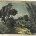 John Constable Sketch Sets Word Record at Bonhams Auction