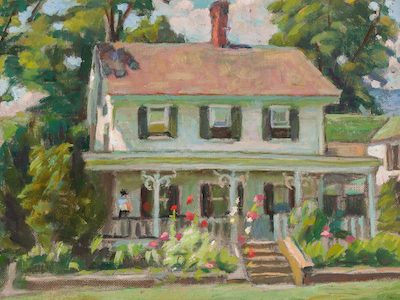 1940s BALLET PAINTINGS BY GEORGE ALAN SWANSON (Am., 1908-1968), PLUS OTHER ARTISTS' ESTATES, WILL BE IN SHANNON'S ONLINE AUCTION, JAN. 19