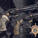 Elvis Presley's Revolvers Up For Auction