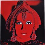 AN ANDY WARHOL SCREENPRINT OF GRETA GARBO AS MATA HARI WILL BE A HEADLINER LOT AT BRUNEAU & CO. AUCTIONEERS' MARCH 25 2-SESSION SALE