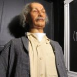 AN OUTSTANDING COLLECTION OF 60 LIFE-SIZE WAX FIGURES, TO INCLUDE ONE OF ALBERT EINSTEIN AND SIGNED BY HIM, WILL HEADLINE A MAY 13th AUCTION