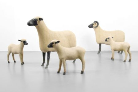 Palm Beach Modern's May 6 Auction Led by Flock of Lalanne Sheep Estimated at $600K-$900K